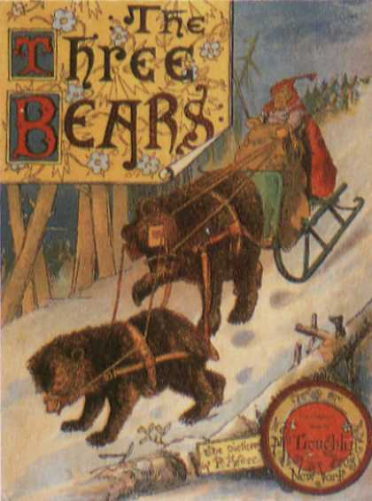 Children's Books - The Three Bears