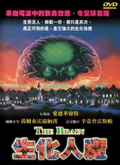 Chinese DVDs - The Brain