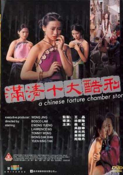 Chinese DVDs - A ChineseTortue Chamber
