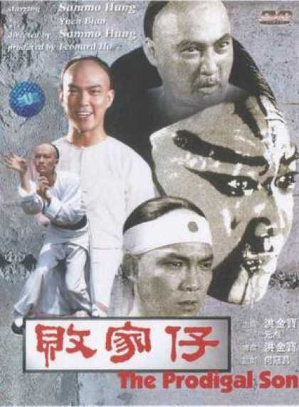 Chinese DVDs - The Prodigal Son