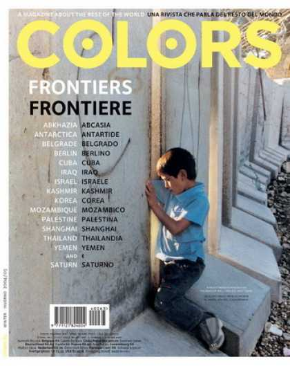 Chinese Magazines - Colors