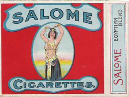 Cigarette Packs 111