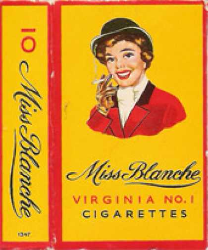Cigarette Packs 131