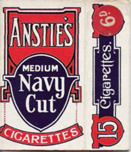Cigarette Packs 327