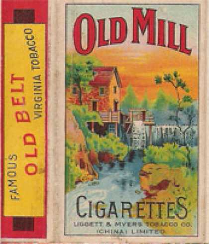 Cigarette Packs 339