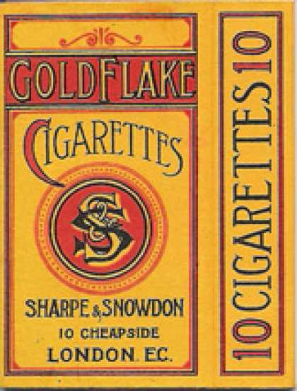 Cigarette Packs 50