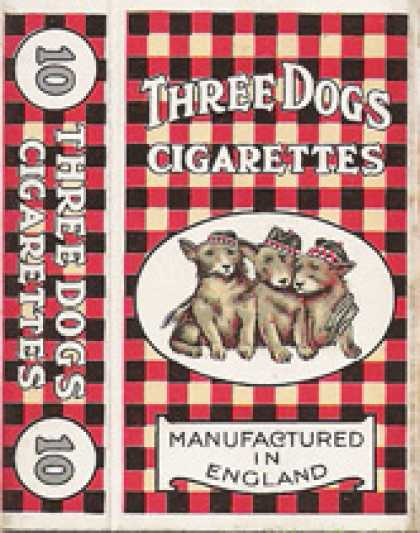 Cigarette Packs 51