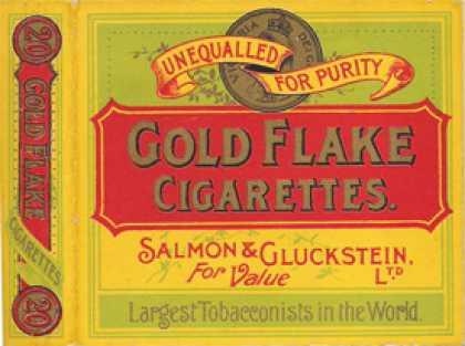 Cigarette Packs 54