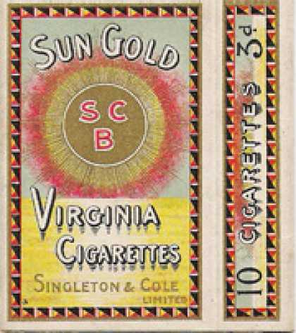 Cigarette Packs 55