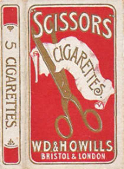 Cigarette Packs 58