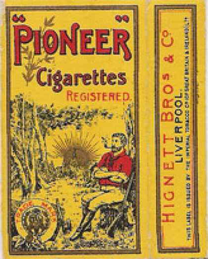 Cigarette Packs 73