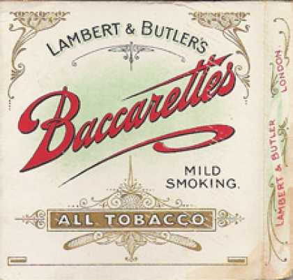 Cigarette Packs 79