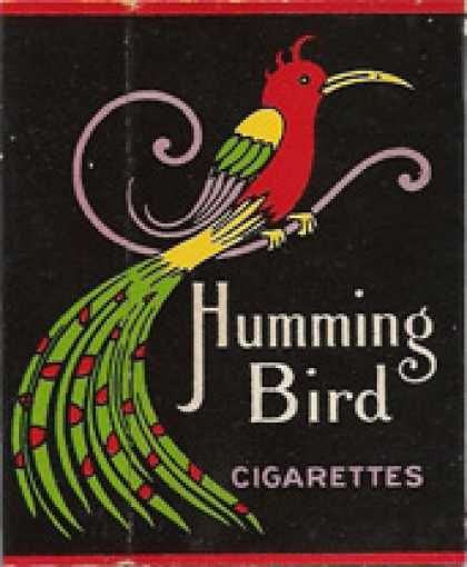 Cigarette Packs 84