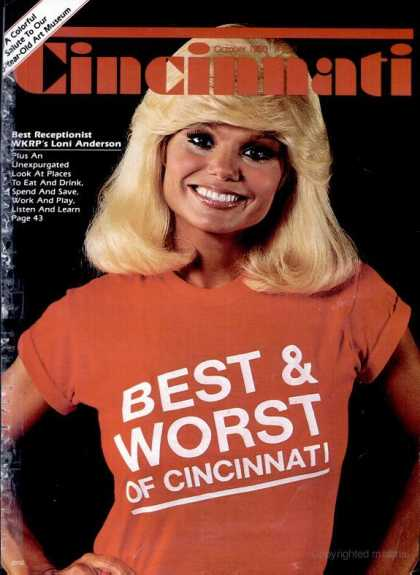 Cincinnati Magazine - October 1980