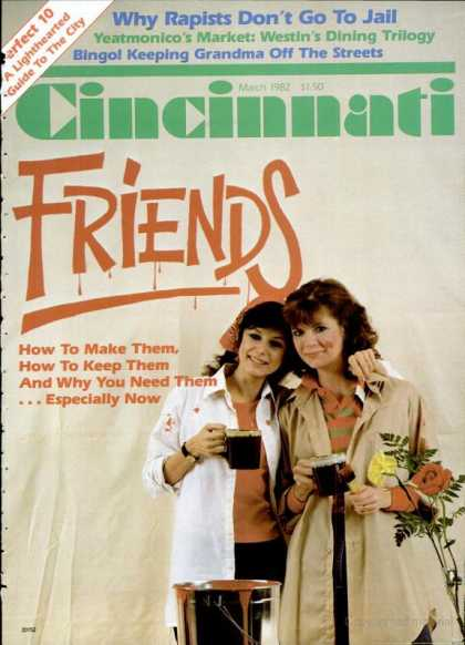 Cincinnati Magazine - March 1982