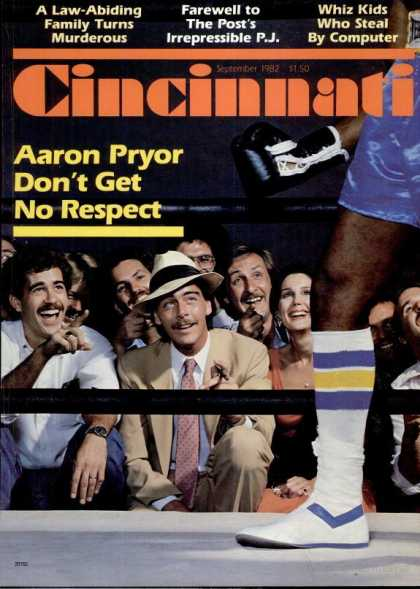 Cincinnati Magazine - September 1982