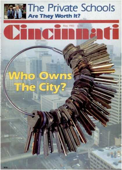 Cincinnati Magazine - May 1983