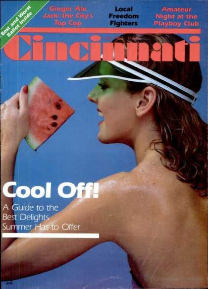 Cincinnati Magazine - July 1983