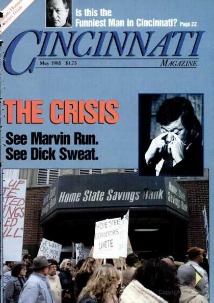 Cincinnati Magazine - May 1985