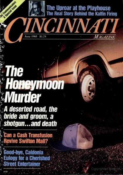 Cincinnati Magazine - June 1985