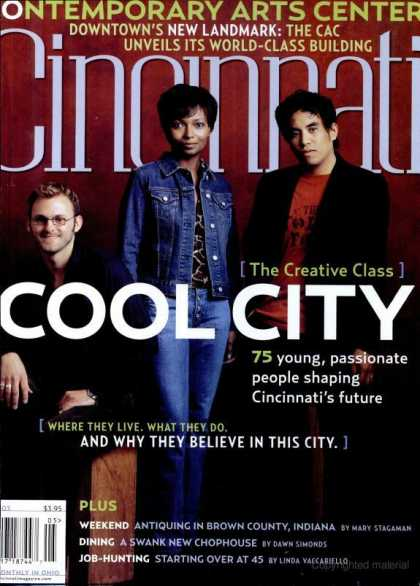 Cincinnati Magazine - May 2003