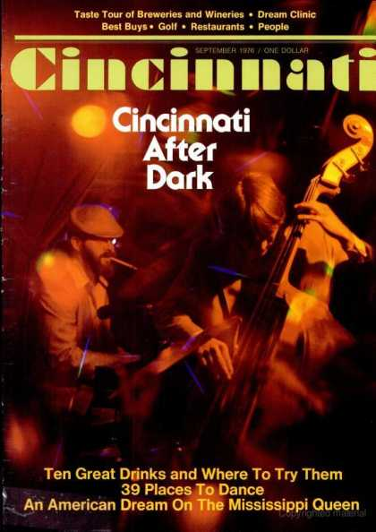 Cincinnati Magazine - September 1976