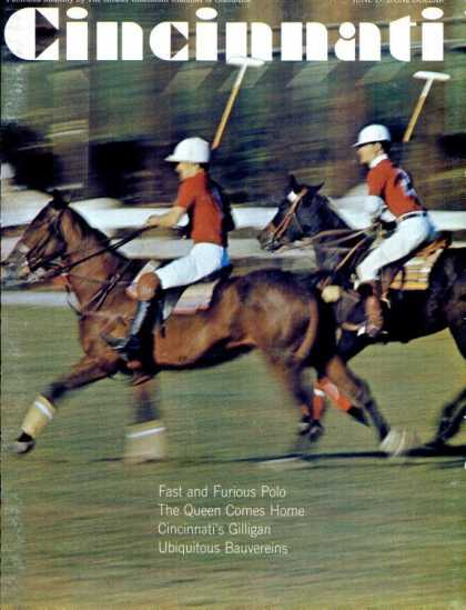 Cincinnati Magazine - June 1971