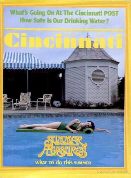 Cincinnati Magazine - June 1977