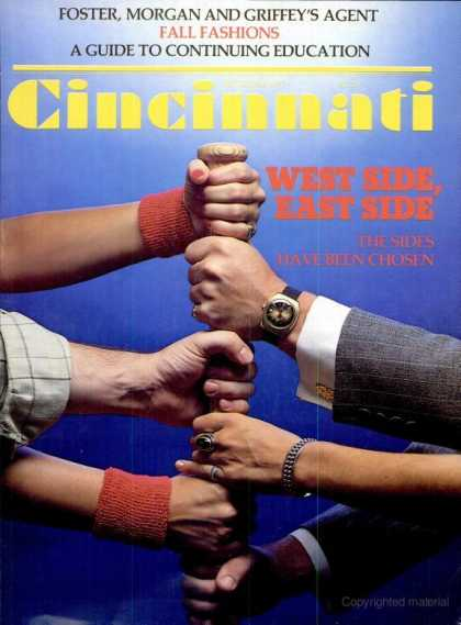 Cincinnati Magazine - September 1977
