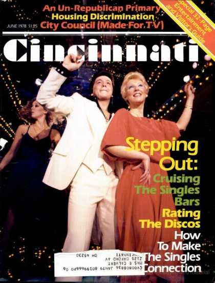Cincinnati Magazine - June 1978