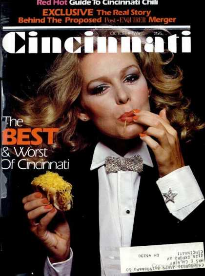 Cincinnati Magazine - October 1978