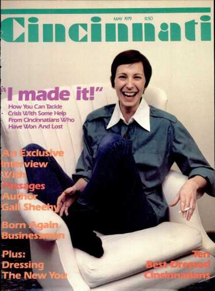 Cincinnati Magazine - May 1979