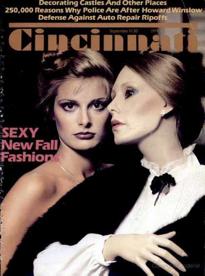 Cincinnati Magazine - September 1979