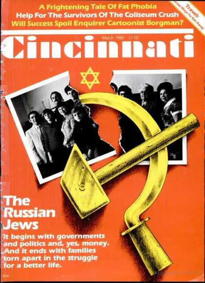 Cincinnati Magazine - March 1980