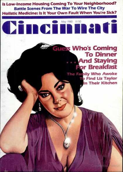 Cincinnati Magazine - May 1980