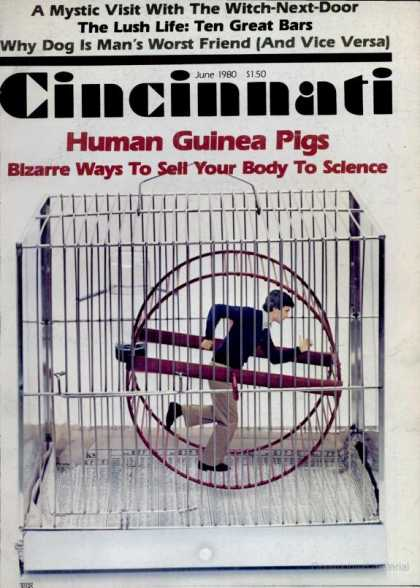 Cincinnati Magazine - June 1980