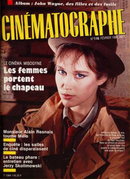 Cinematographe 116