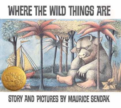 Classic Children's Books - Where the Wild Things Are