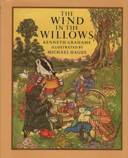 Classic Children's Books - The Wind in the Willows
