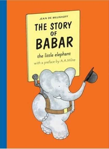 Classic Children's Books - The Story of Babar