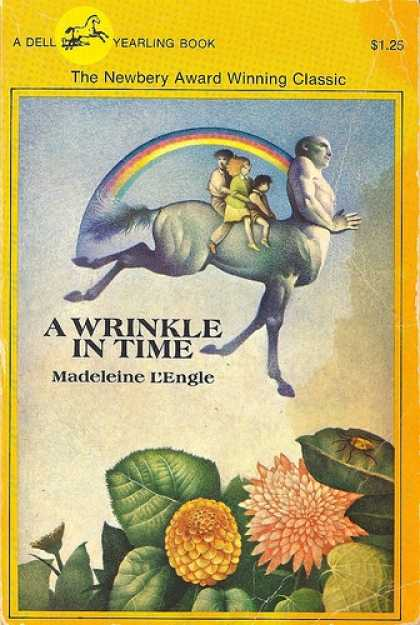 Classic Children's Books - A Wrinkle in Time