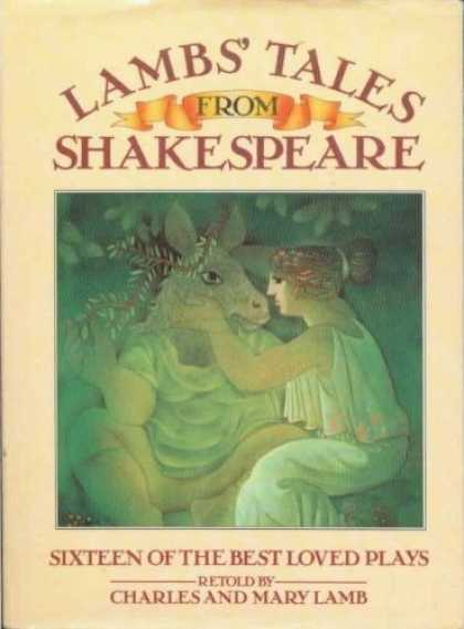 Classic Children's Books - Lambs' Tales from Shakespeare