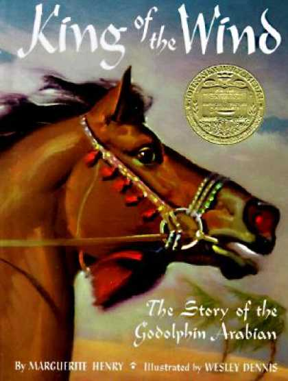 Classic Children's Books - King of the Wind