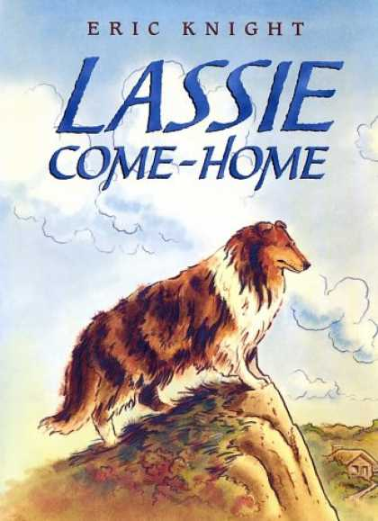 Classic Children's Books - Lassie Come-Home