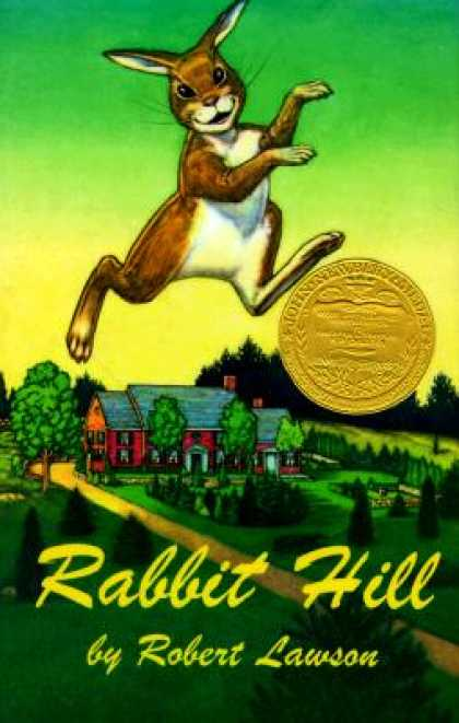 Classic Children's Books - Rabbit Hill