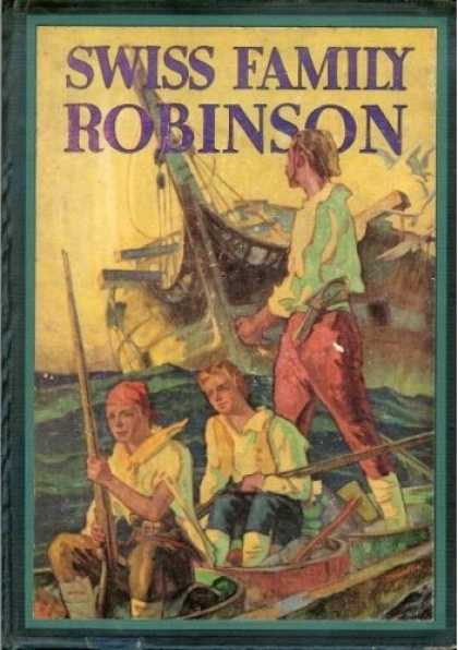 Classic Children's Books - The Swiss Family Robinson