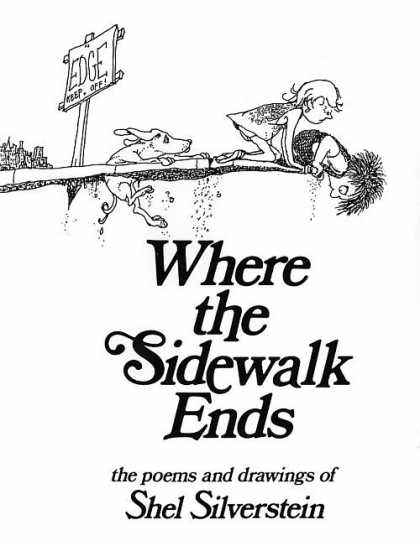 Classic Children's Books - Where the Sidewalk Ends