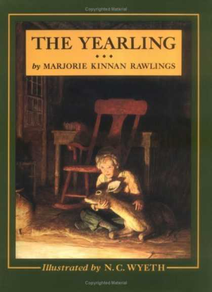 Classic Children's Books - The Yearling