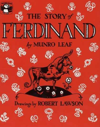 Classic Children's Books - The Story of Ferdinand