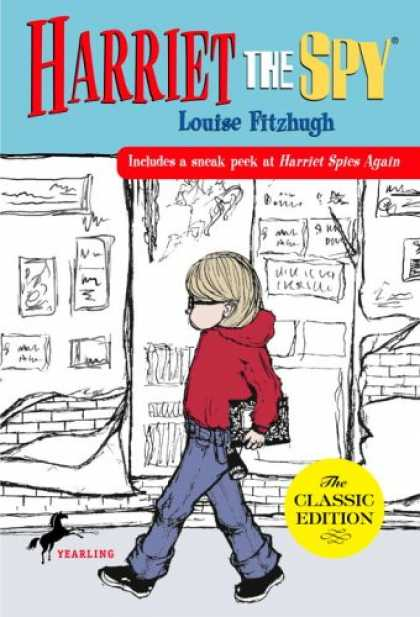 Classic Children's Books - Harriet the Spy